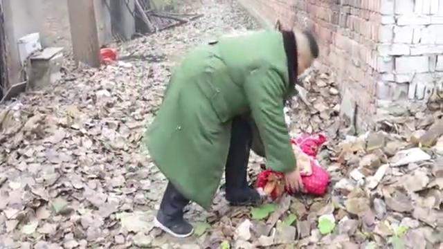 男子捡到弃婴,长大后叫她说是孤儿,父亲的行为暖心