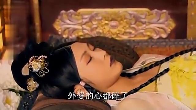 外甥女和皇上吃饭被毒死,皇上抱她尸体痛哭,结果身上掉下把匕首