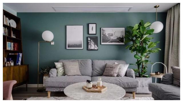 清新自然的森系风设计,让你家小户型变得更加舒适