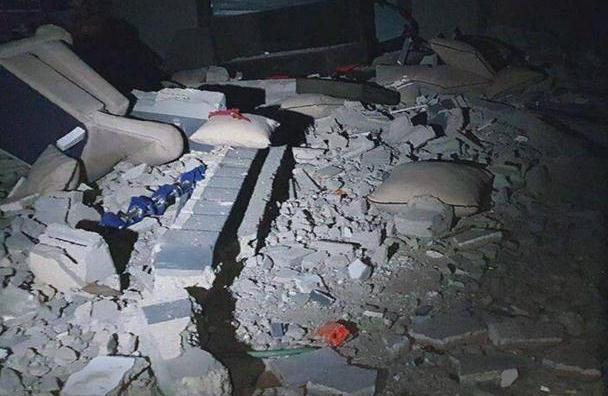 轰炸叙利亚首都!以色列这次来真的,一枚导弹直射武装指挥官住所