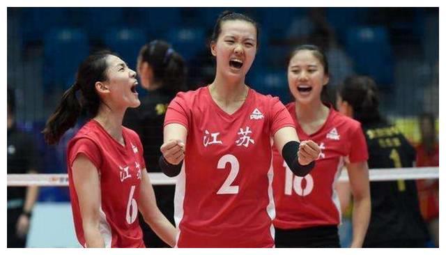 保四争二!新赛季江苏女排目标浮出水面,期待与天津的巅峰对决