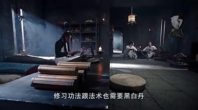 纪农为了变强,竟潜入黑白学宫藏经阁,学习了一门强大的禁术!