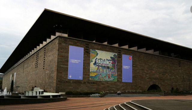 维多利亚州国立美术馆,将墨尔本的艺术气质诠释到最高点