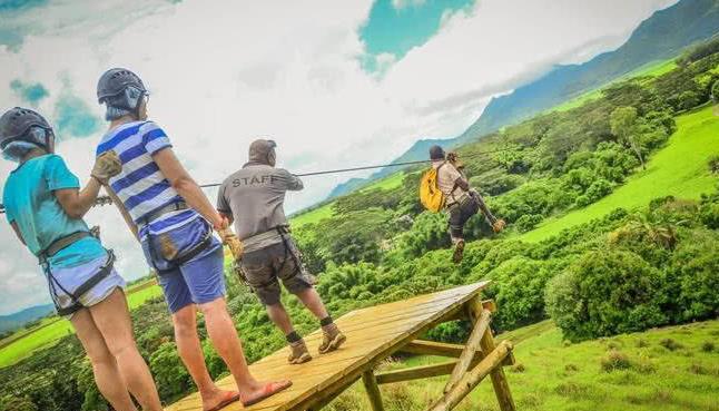 国庆节带孩子去毛里求斯旅游,有哪些公园适合亲子游玩