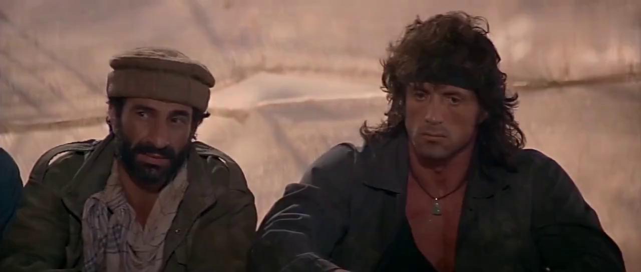 真汉子只服史泰龙,老乡没人敢给他带路,他孤身一人去救人!