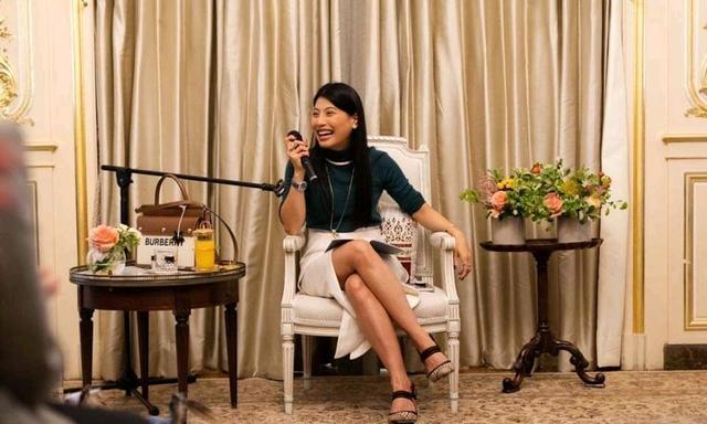 思蕊梵娜瓦瑞公主慰问在法学习泰国留学生