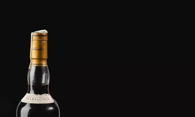「威士忌圣杯」再现拍场 | 60年麦卡伦RMB 305万伦敦上拍