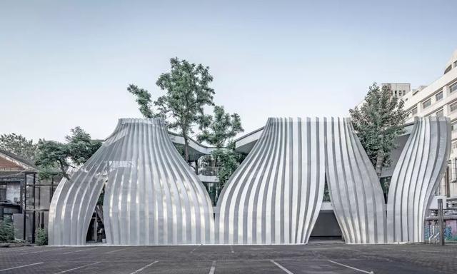 """北京爱马思艺术中心,以""""共生""""为理念的空间设计"""