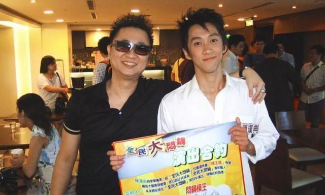 陈汉典为了表演,放下显赫家世,出道13年,他始终甘之如饴