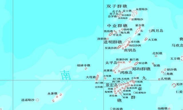 深海孤岛南薰岛,而今旧貌换新颜,以前拱卫永暑岛现是护卫太平岛