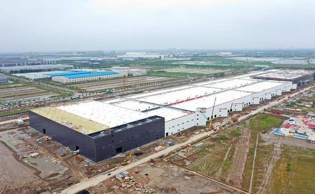 国产特斯拉Model3即将上线!上海工厂今年年底可以投产