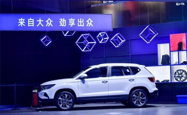 8.48万就能买到的德系SUV,捷达VS5在成都国际车展正式上市