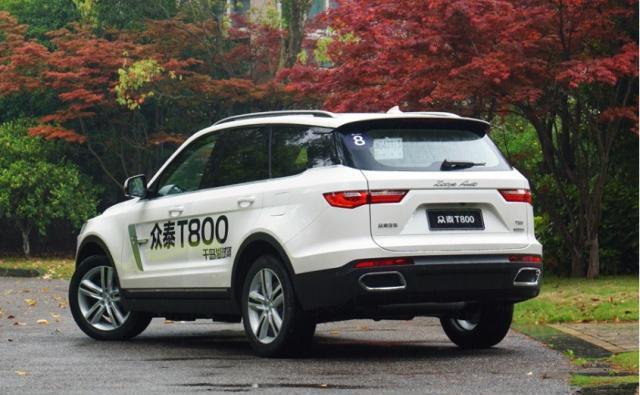 推荐几款做工用料不输合资的SUV,特别第一款安全测试国内最好