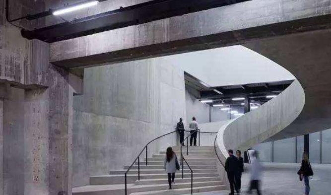 泰特现代美术馆——世界上最受欢迎的现当代艺术博物馆