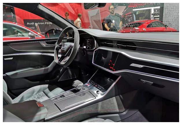 有史以来最美奥迪RS7车,这才是高性能四门Coupe奥迪RS7跑车!