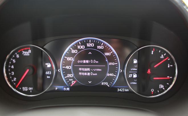 从广州到厦门 全新迈锐宝XL长途油耗测试