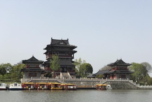 江苏省 泰州市 望海楼