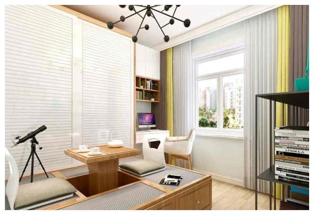 我家新房装修,北欧风格装修效果图太美了,餐厅特实用抢眼,晒晒
