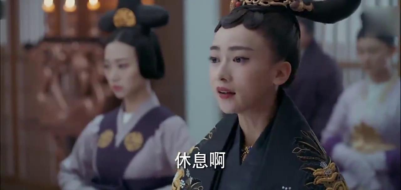 《凤囚凰》:齐太妃的太后梦破碎了,冯太后幸灾乐祸嘲讽她!