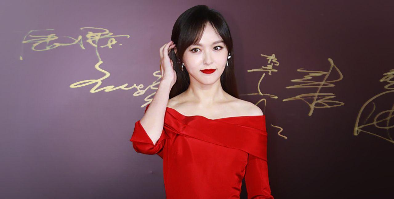 明星唐嫣第17届电影华表奖星尚活动风尚大秀!