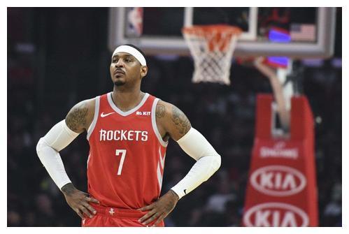欧文KD推动篮网签安东尼 甜瓜或有望重返NBA