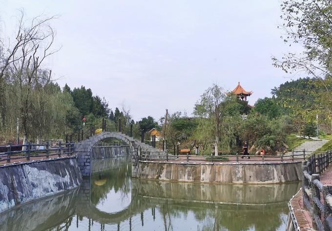 遵义贵州农博园:景色优美,非常适合老人和孩子游玩