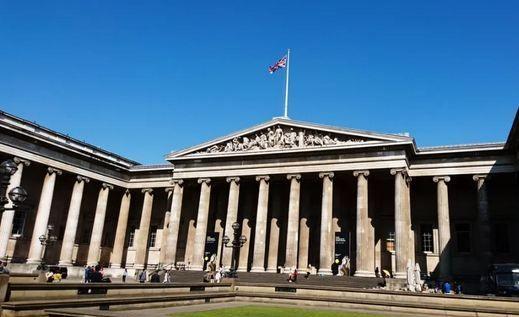 大英博物馆来中国开网店,石碑鼠标垫独具特色,小黄鸭呆萌可爱