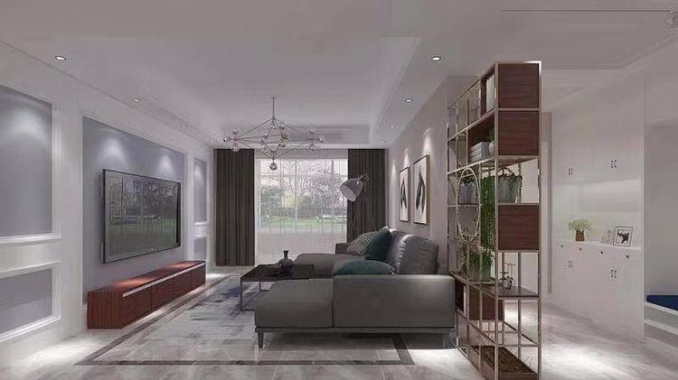 """140平米北欧风格四居室,""""减法""""生活源于设计"""
