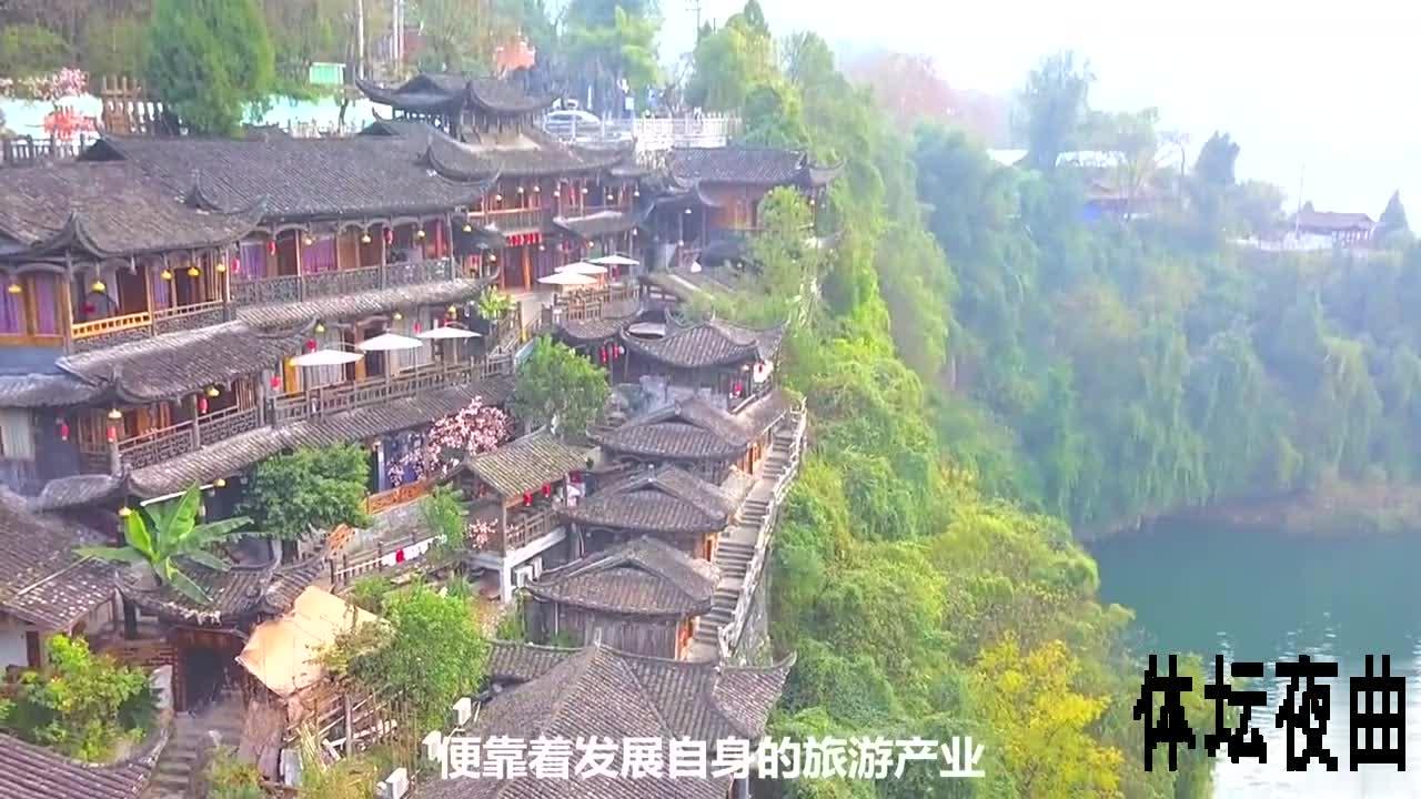 湖南人口最少的县,只有50年历史,却成了旅游强县。