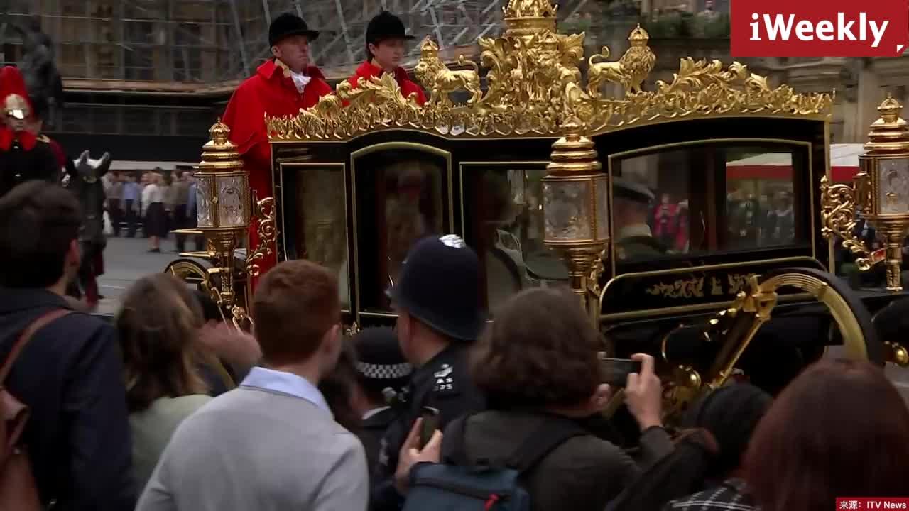 英女王演讲,阐述脱欧后鲍里斯的计划