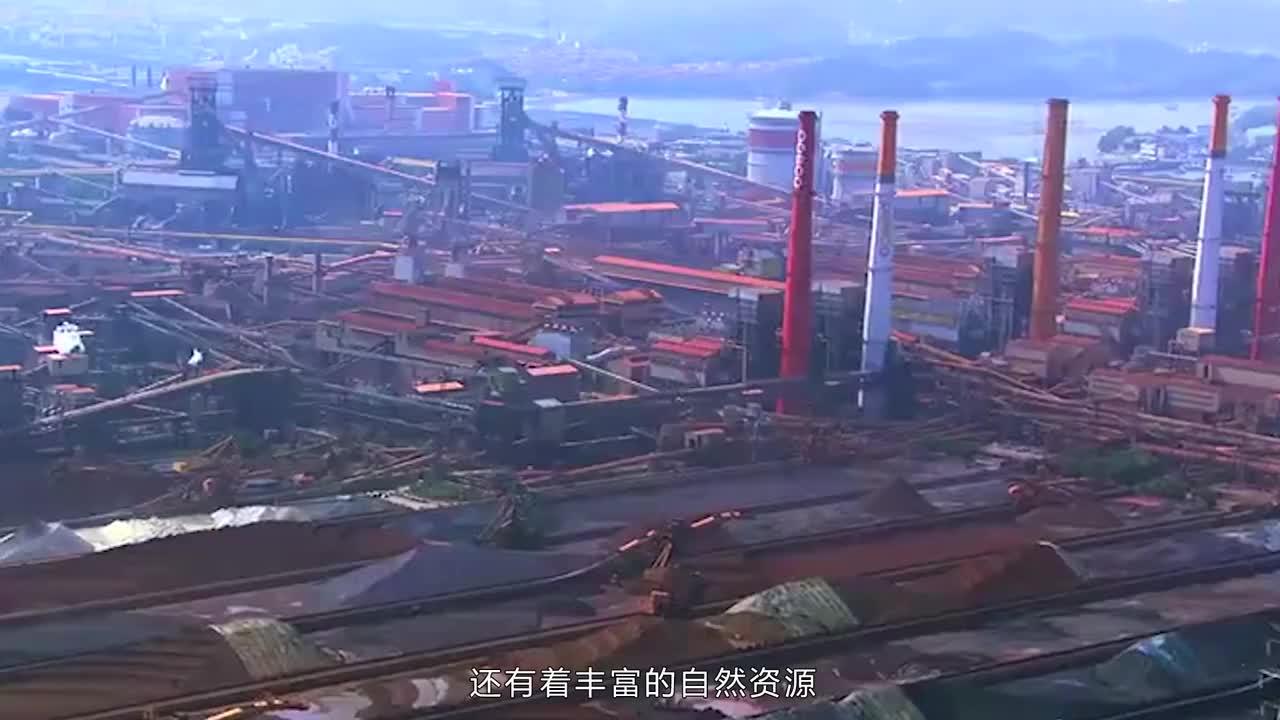 我国最大的一个煤田拥有近1350亿吨煤炭相当于50个大同矿区