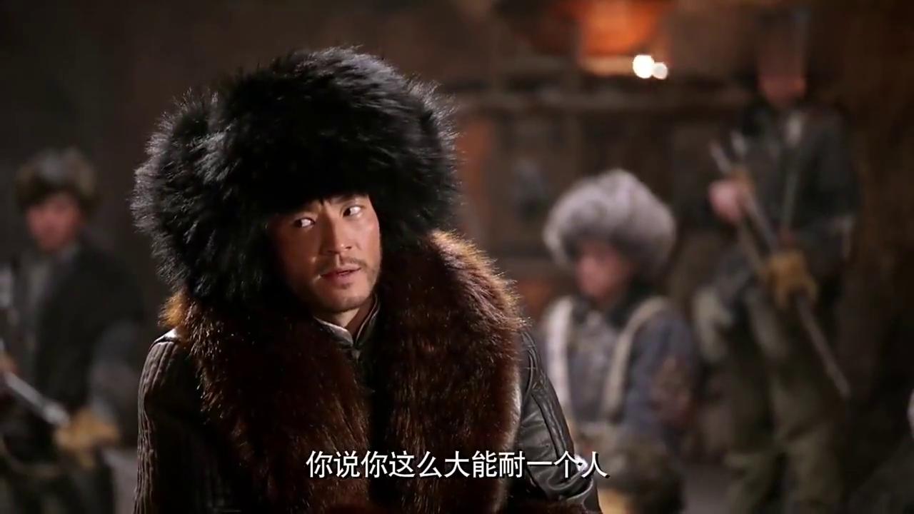 林海雪原:当杨子荣取出先遣图,座山雕都有些失态了