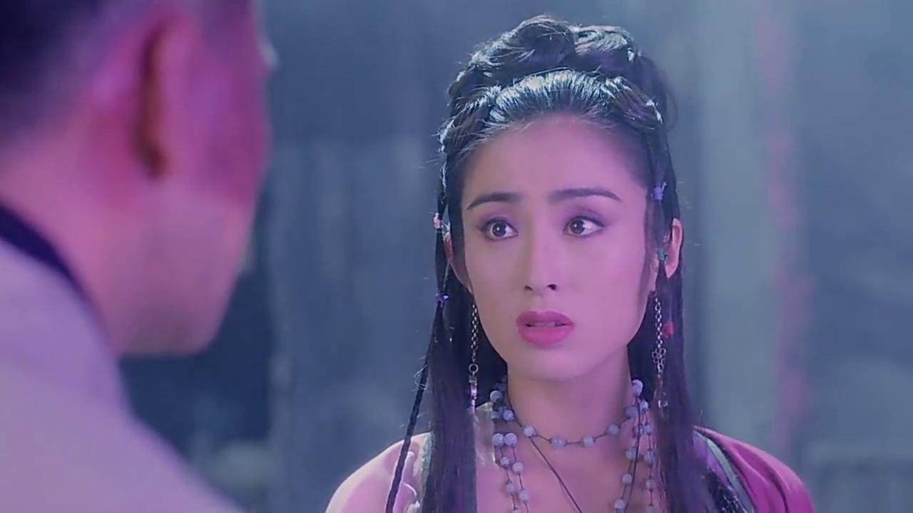 林文龙关心林青霞却被她打了一巴掌,文龙真是哑巴吃黄连