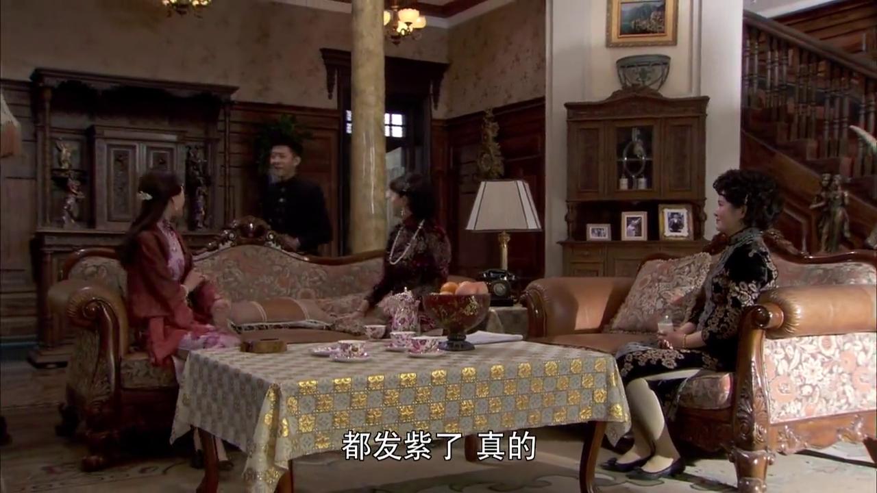 总裁为三个姨太太出气,竟对他爹做出这事