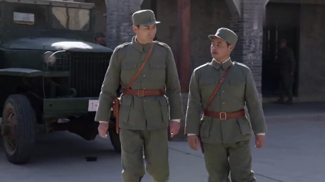换了人间:警卫营里有老蒋的特务!为了升官发财,想大闹香山!