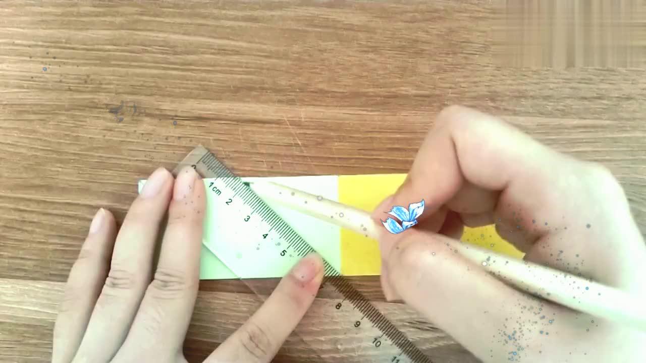 可以不停翻折的正方体,要不要一起玩一下,折纸变形立方块!