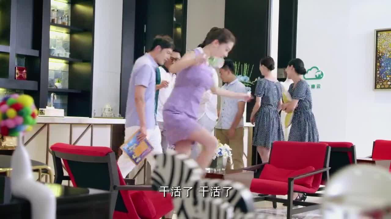 大嫁风尚杨紫太久没恋爱表示我看见泡椒凤爪都想跟它牵手