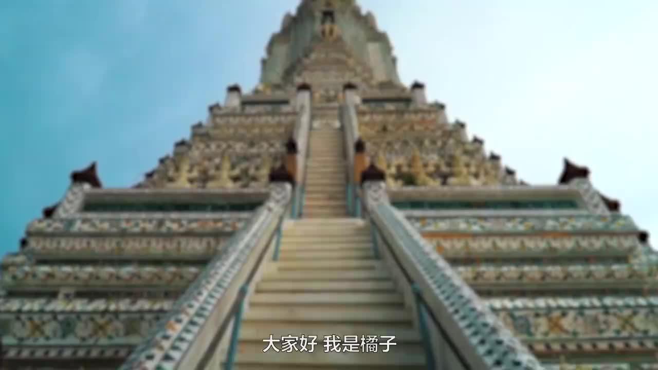 泰国最豪华的寺庙用240多公斤黄金打造简直闪瞎眼