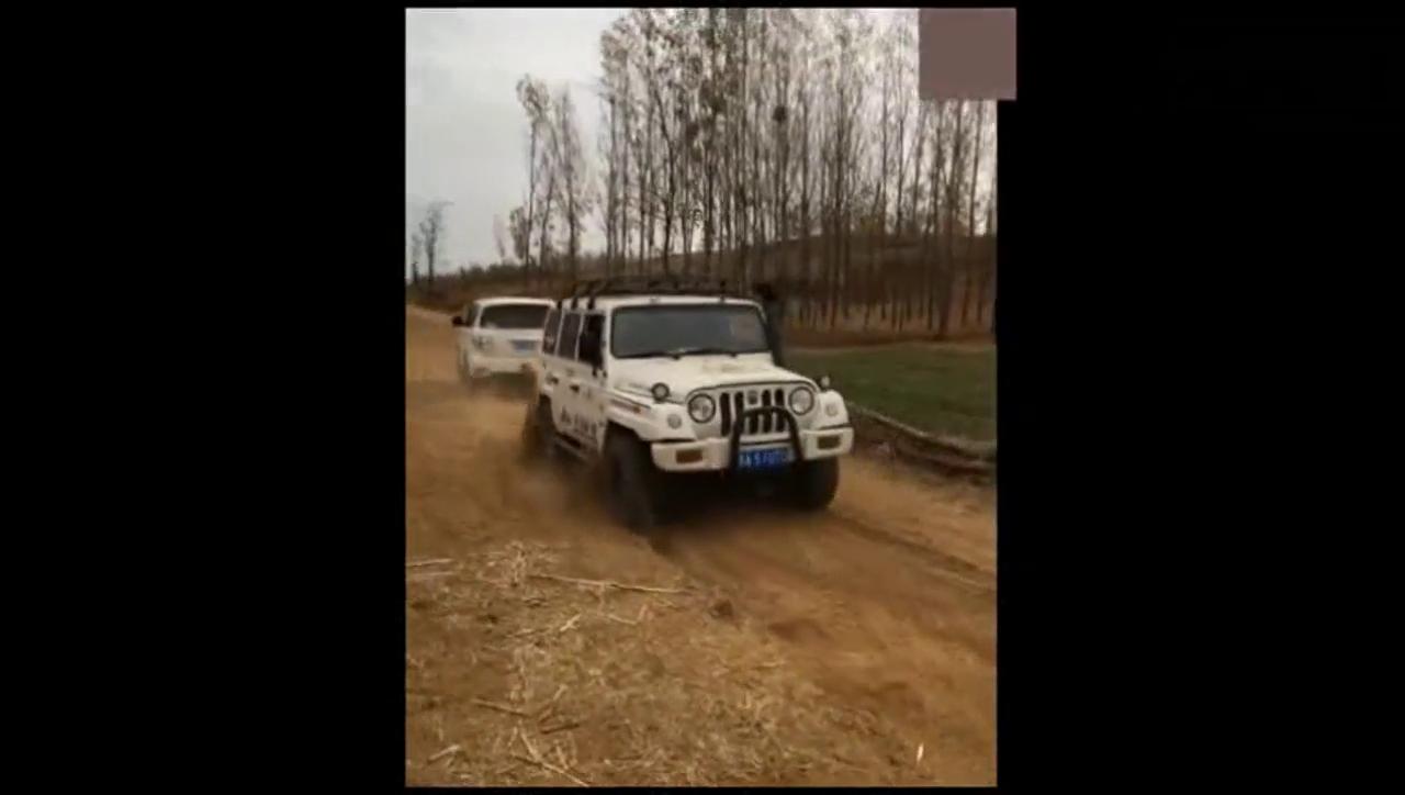 视频:日产途乐VS北汽战旗拔河,一脚油门下去才明白什么叫做秒杀