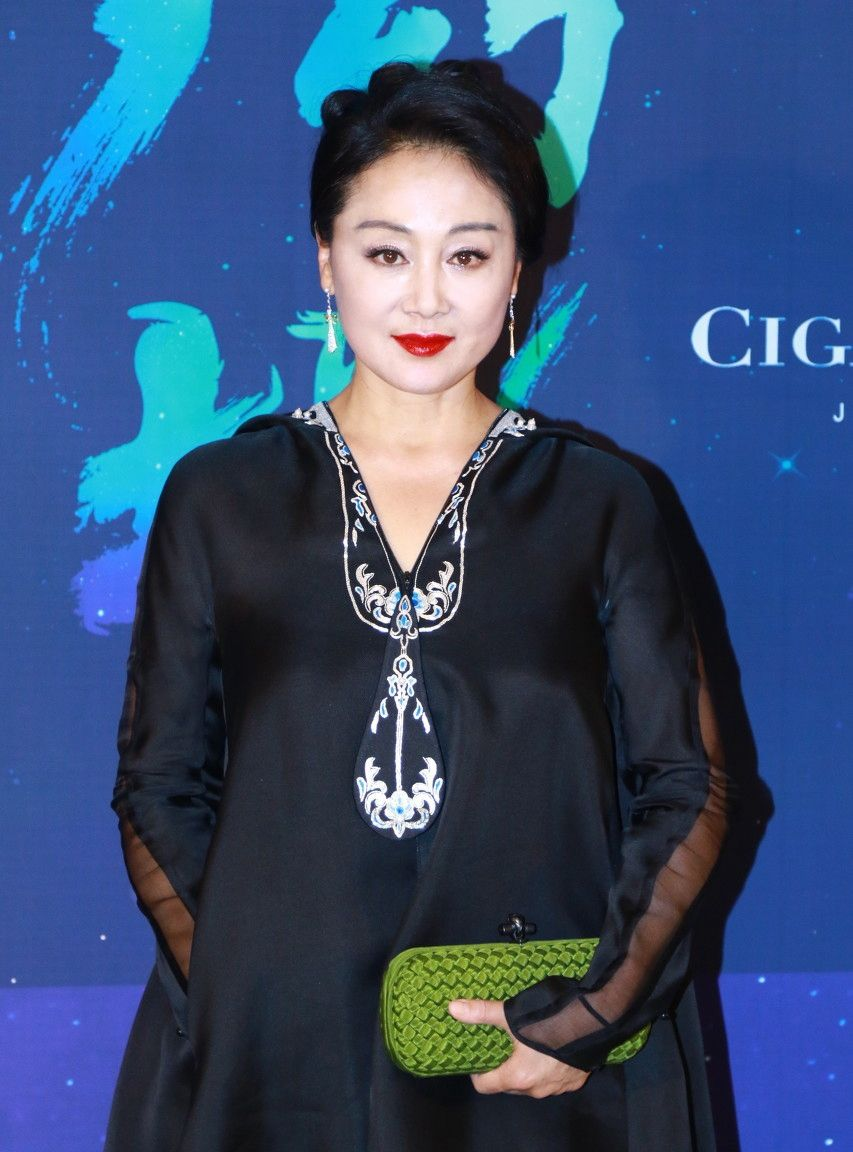 王姬,《北京人在纽约》走红的她,端庄大气特别有魅力!
