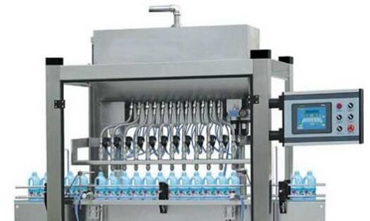 合理利用液体灌装机为企业节省费用