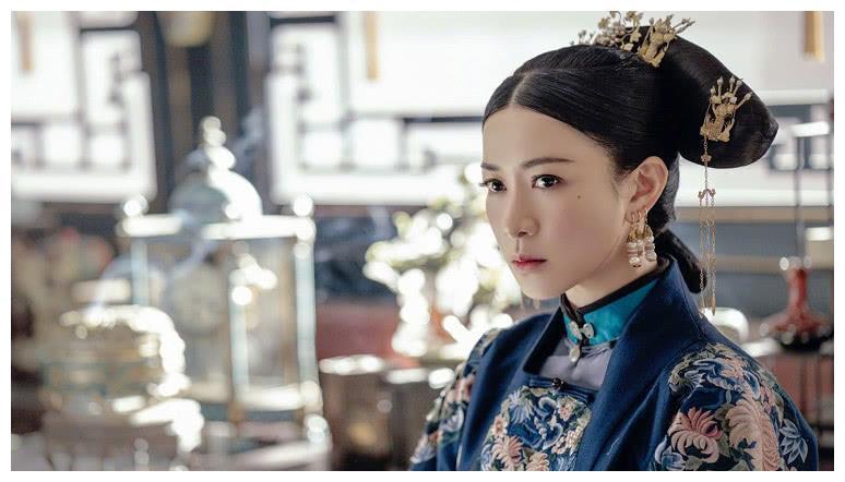 15天拍完《延禧攻略》,演技还炸裂,佘诗曼不愧是TVB的王牌