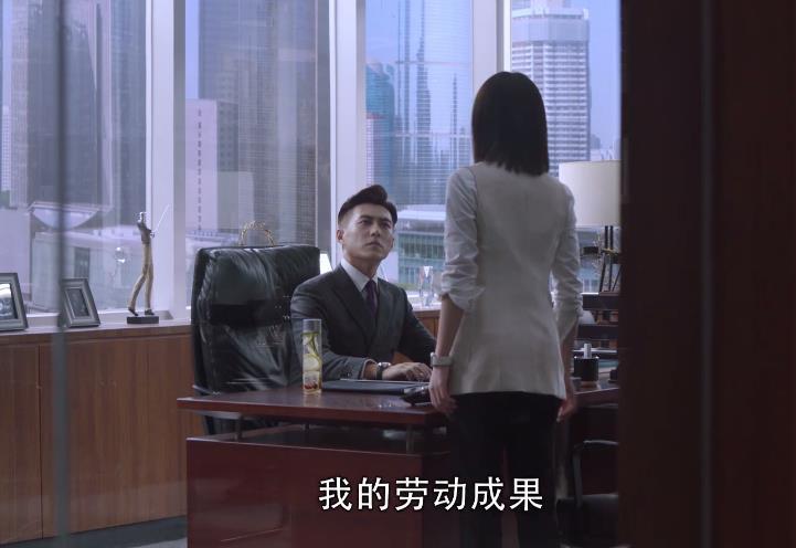 《精英律师》蓝兰大结局:与蓝红离开权璟律所,斩断与何赛的情愫