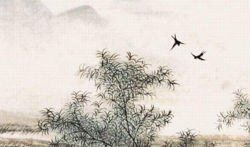 国画大师陈少梅,山水人物花鸟,工笔写意书法,作品欣赏!