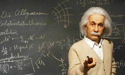 爱因斯坦烧掉的手稿有什么秘密,他说过的一句话,或是关键
