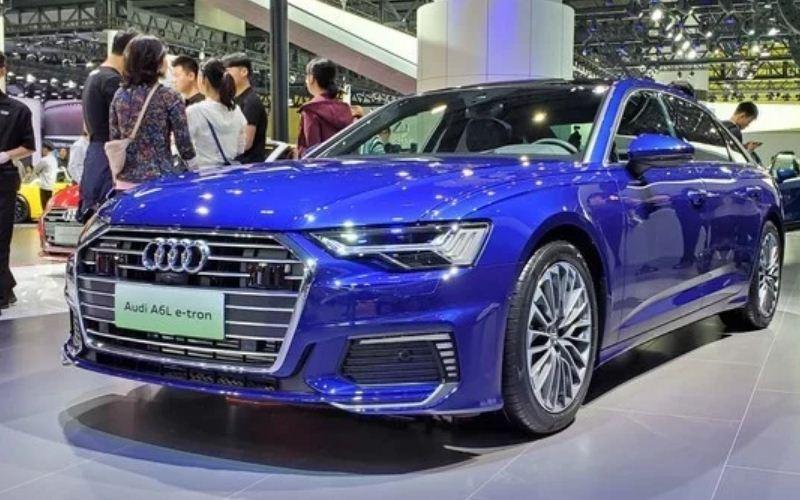 奥迪A6L正式上市,价格为50.80万元,搭载2.0T引擎+电动机组成