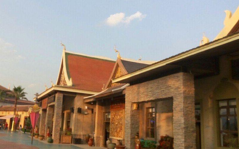 西双版纳万达傣文化风情园,雨林里的综合性主题乐园!