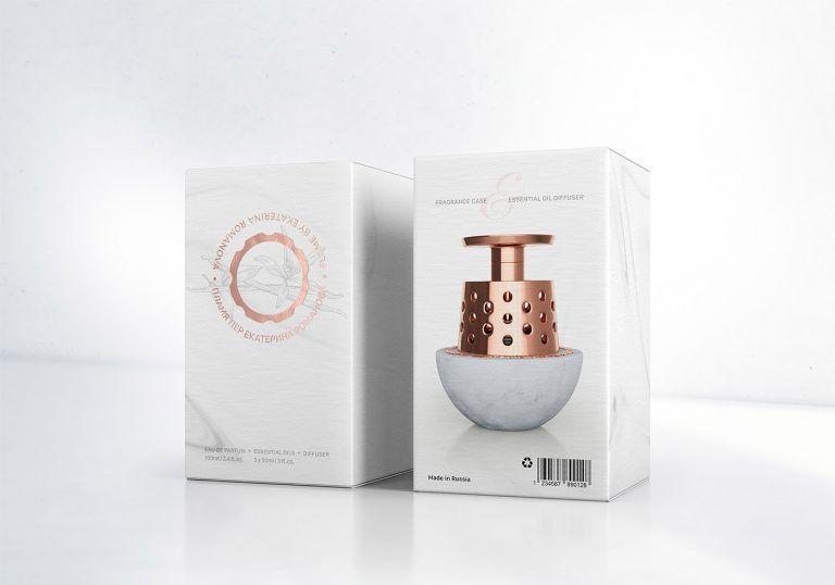 巴西设计师Rafael Maia的包装设计和3D可视化设计作品欣赏