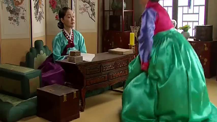 公主和韩佳人母亲撒娇卖萌,努力想生下哥哥儿子的样子太可爱啦