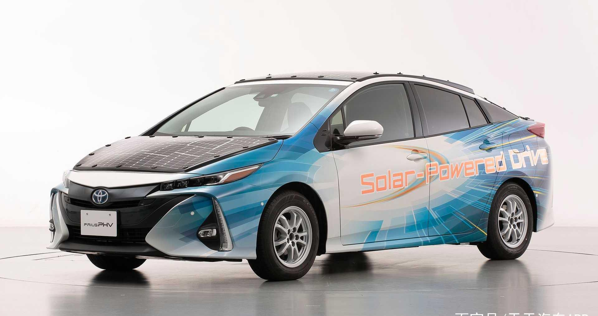 对于太阳能辅助充电这件事,丰田正在用测试车认真评估其可行性